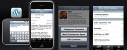 Manage your WordPress blog from your iPhone or iPod touch. With WordPress for iPhone, you can moderate comments and create or edit posts and pages. […]