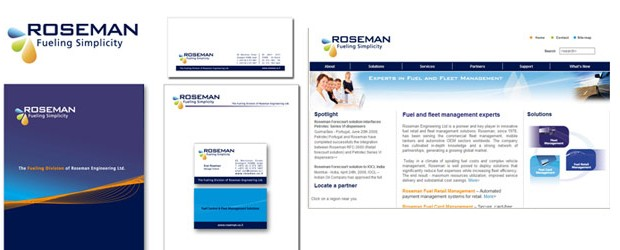 One of the best-known brands for fuel and fleet managementexperts, Roseman came to us to refresh their corporate look and feel – without impacting brand […]