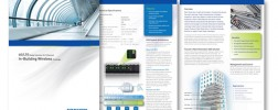 Foxcom approached Afri-can Graphics and Web to update its existing material. They wanted to revitalize their dry, technical brochures and website with attractive, eye-catching graphics.  […]